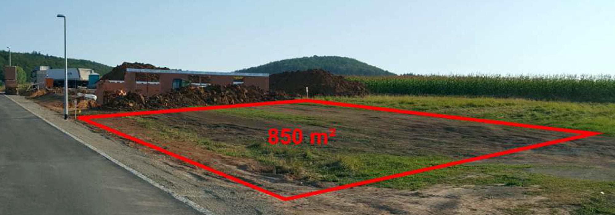 Grundstücksteilung oder Sonderung